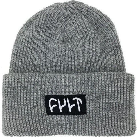 Cult Witness Beanie at 20.89. Quality Hats and Beanies from Waller BMX.