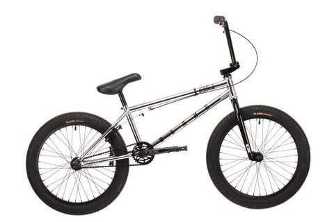 "Blank Diablo 20"" BMX Bike 2021 - Chrome"