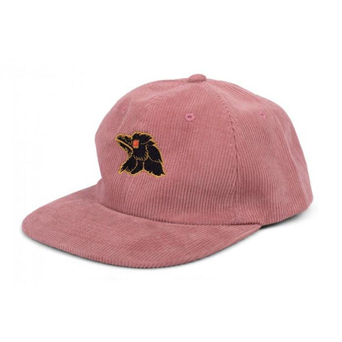 Shadow Finest Corduroy Cap - Melon