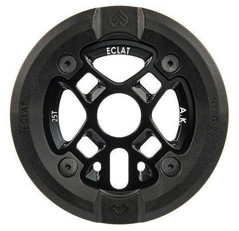 Eclat AK Guard Sprocket at . Quality Sprocket from Waller BMX.