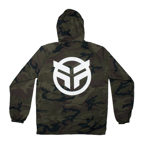Federal Logo Jacket - Camo at 52.99. Quality Jackets from Waller BMX.