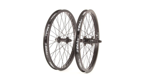 "Fit Bike Co Freecoaster Wheelset 20"" at 214.99. Quality Wheelset from Waller BMX."