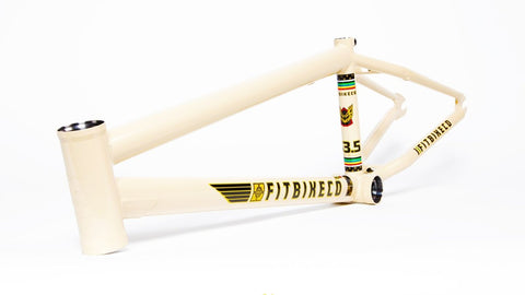 Fit Bike Co S3.5 BMX Frame at 489.99. Quality Frames from Waller BMX.