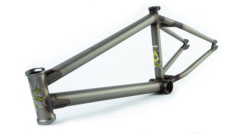 Fit Bike Co Yumi BMX Frame at 459.99. Quality Frames from Waller BMX.