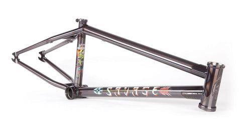 Fit Savage Justin Spriet Frame at 413.99. Quality Frames from Waller BMX.