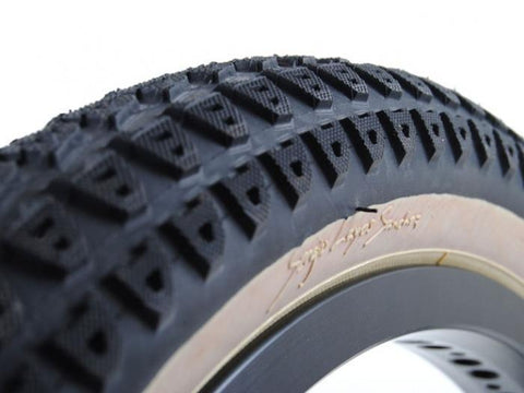 Fly Bikes Sergio Tyre - 2.35 Gum Wall at 21.99. Quality Tyres from Waller BMX.