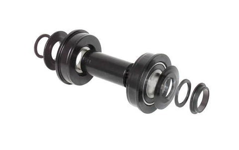 Gusset EXP Bottom Bracket Kit - US 19mm at . Quality Bottom Brackets from Waller BMX.