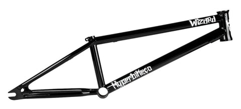 Hyper Wizard BMX Frame at . Quality Frames from Waller BMX.