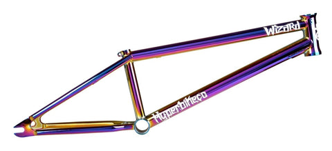 Hyper Wizard Jet Fuel Frame at 599.99. Quality Frames from Waller BMX.