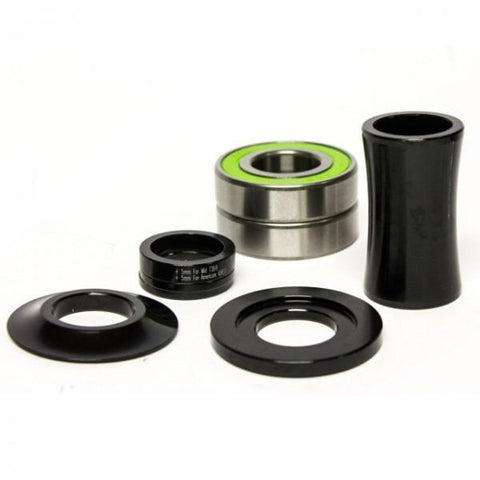 Ilegal Mid Bottom Bracket at 17.99. Quality Bottom Brackets from Waller BMX.