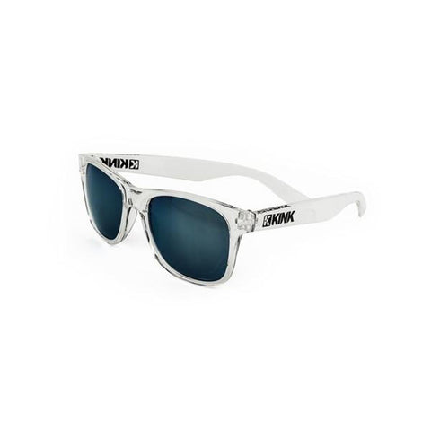 Kink Sunglasses - Glow In The Dark With Black Lenses at . Quality Sunglasses from Waller BMX.