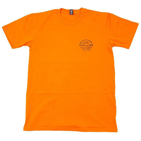 Fast And Loose X Endless T-Shirt - Orange