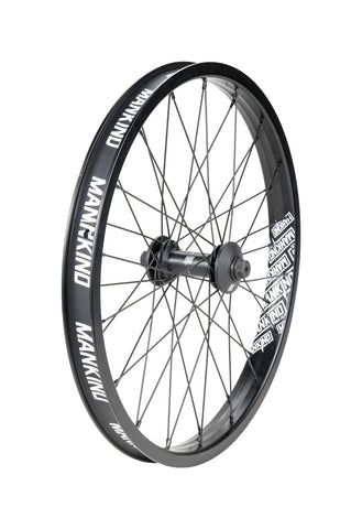 Mankind Vision Front Wheel at . Quality Front Wheels from Waller BMX.