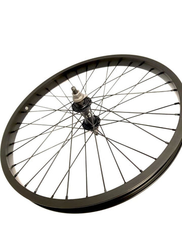 "Mission 20"" Front Wheel at . Quality Front Wheels from Waller BMX."