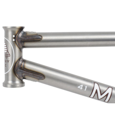 Muntiny Comb Frame - Matt Raw at 294.99. Quality Frames from Waller BMX.