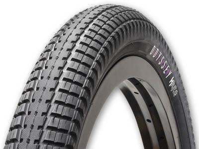 Odyssey Aitken Street BMX Tyre at 29.69. Quality Tyres from Waller BMX.