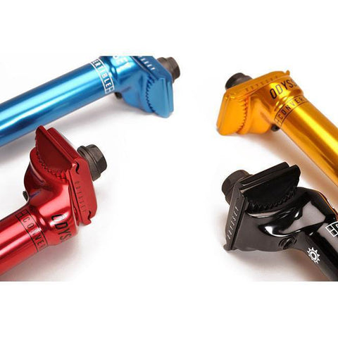Odyssey Convertible Seat Post at 27.99. Quality Seat Posts from Waller BMX.