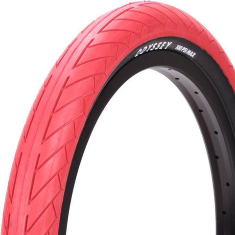 Odyssey Dugan BMX Tyres at 21.39. Quality Tyres from Waller BMX.