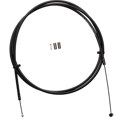 Odyssey K-Shield Linear Cable at 10.79. Quality Brake Cables from Waller BMX.