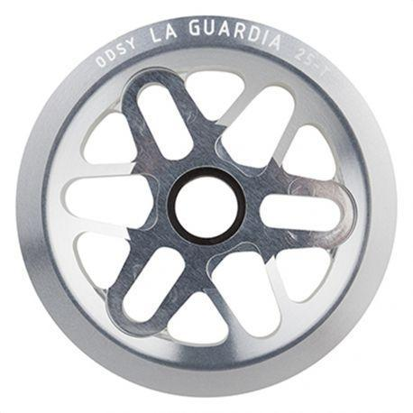 Odyssey La Guardia Sprocket at 56.69. Quality Sprocket from Waller BMX.