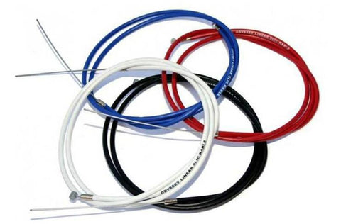 Odyssey Linear Slic BMX Cable at 10.79. Quality Brake Cables from Waller BMX.