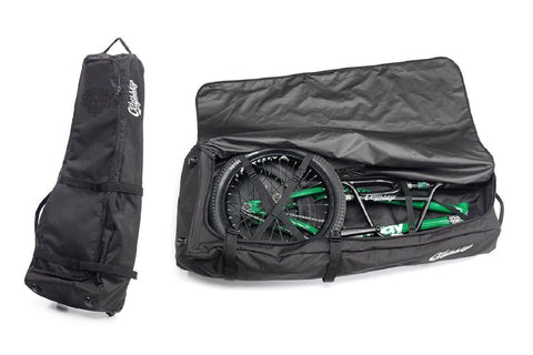 Odyssey Monogram Bike Bag at . Quality Bike Bags from Waller BMX.