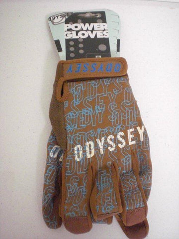 Odyssey Power BMX Gloves at 17.99. Quality Gloves from Waller BMX.