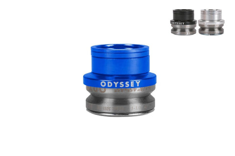 Odyssey Pro Integrated Headset at 30.59. Quality Headsets from Waller BMX.