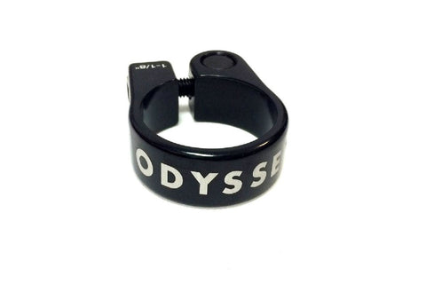 Odyssey Slim Seat Clamp at . Quality Seat Clamps and Bolts from Waller BMX.