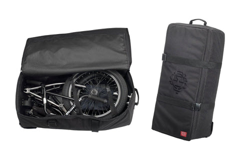 Odyssey Traveler Bike Bag at . Quality Bike Bags from Waller BMX.