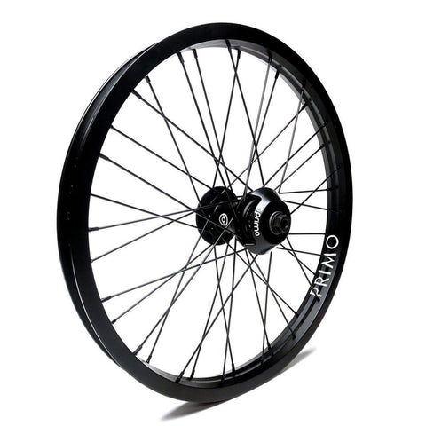 Primo RHD VS / Balance Freecoaster Wheel - Black 9 Tooth at . Quality Rear Wheels from Waller BMX.