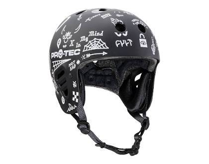 Pro-Tec X Cult Collaboration Full Cut Certified Helmet at 49.99. Quality Helmets from Waller BMX.