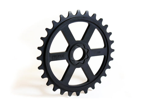Proper Magnalite sprocket (spline drive) at 36.99. Quality Sprocket from Waller BMX.