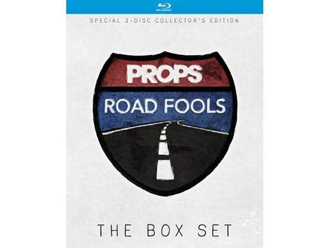 Props Road Fools The Box Set at . Quality  from Waller BMX.
