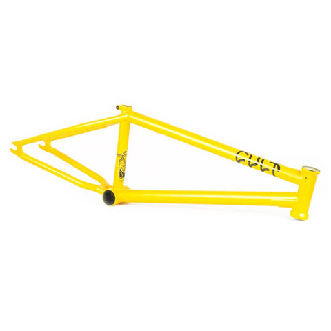 Cult Shorty IC Frame - Ricany Yellow