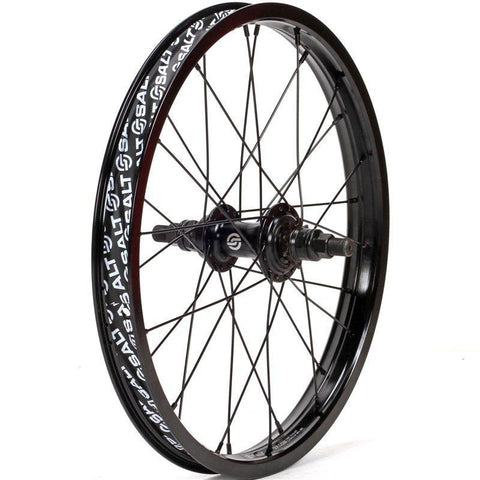 "Salt Rookie 18"" Rear Cassette Wheel at . Quality Rear Wheels from Waller BMX."