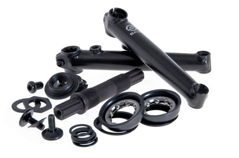Salt Rookie BMX Cranks With Looseball USA BB
