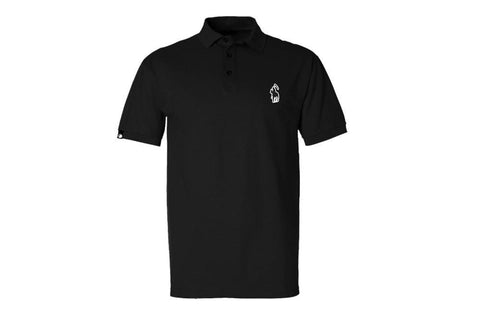 Shadow Crow-lo Polo Shirt at . Quality T-Shirts from Waller BMX.