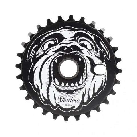 Shadow Jesco BMX Sprocket at 33.24. Quality Sprocket from Waller BMX.