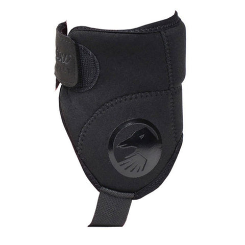 Shadow Super Slim Ankle Guards - Black at . Quality Ankle Guards from Waller BMX.