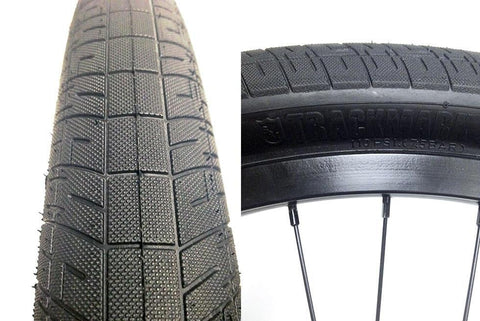 "S&M 24"" Trackmark Kevlar Bead Tyre at 29.43. Quality Tyres from Waller BMX."