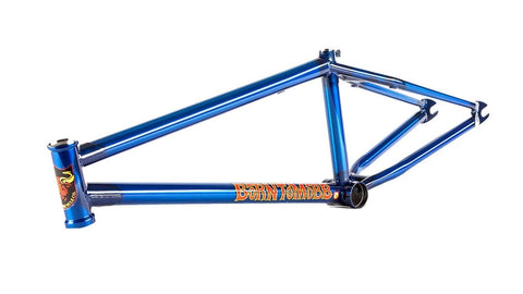 S&M BTM Frame - Mike Hoder at 441.59. Quality Frames from Waller BMX.
