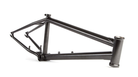 S&M Credence Black Magic Frame at 459.99. Quality Frames from Waller BMX.