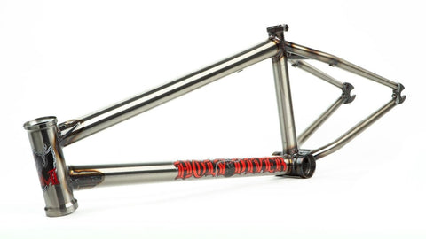 S&M Holy Diver Frame at 479.99. Quality Frames from Waller BMX.