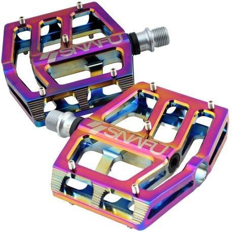 Snafu Anorexic Pedals - Jet Fuel at 119.99. Quality Pedals from Waller BMX.