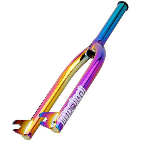 Snafu Magical BMX Forks Jet Fuel at . Quality Forks from Waller BMX.