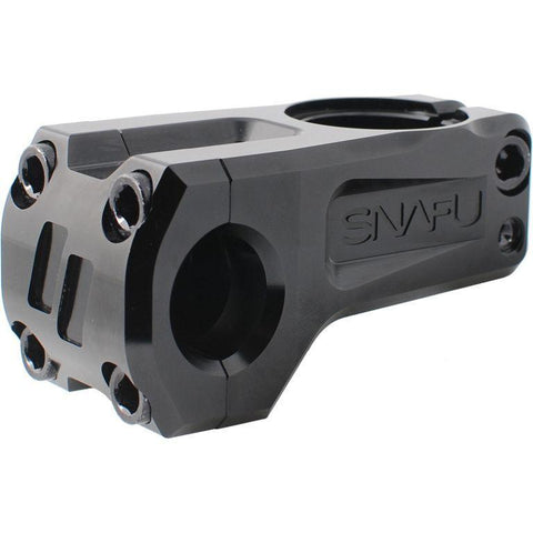 Snafu V2 Magical Front Load Stem at . Quality Stems from Waller BMX.