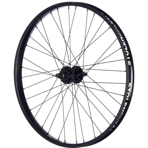 "Stolen Rampage 24"" Rear BMX Wheel at . Quality Rear Wheels from Waller BMX."