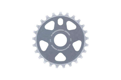 Sunday Sabretooth V2 Sprocket at 29.69. Quality Sprocket from Waller BMX.