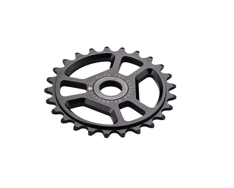 Superstar Process Splined Sprocket at 29.99. Quality Sprocket from Waller BMX.
